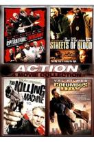 Operation: Endgame/Streets of Blood/The Killing Machine/Columbus Day