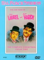 Lost Films Of Laurel And Hardy - The Complete Collection V. 3