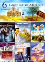 6 Film Family Fantasy Adventure