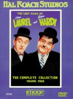 Lost Films Of Laurel And Hardy - The Complete Collection V. 4