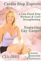 Cardio Step Express With Gay Gasper
