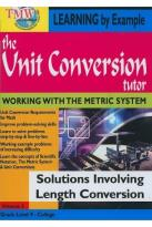 Unit Conversion Tutor: Solutions Involving Length Conversion