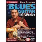 Lick Library: Steve Trovato's American Blues Guitar in 6 Weeks: Week 1 - Stevie Ray Vaughan Style