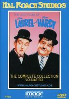 Lost Films Of Laurel And Hardy - The Complete Collection V. 6