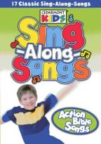 Sing-Along Songs: Action Bible Songs
