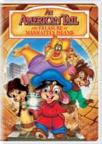 American Tail, An - The Treasure of Manhattan Island