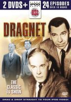 Dragnet + Video Ipod Ready Disc