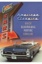 Great Cars: Buick, Oldsmobile, Pontiac, Cadillac