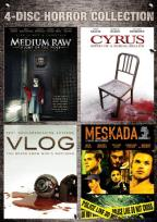 Medium Raw/Cyrus: Mind of a Serial Killer/Vlog/Mesada