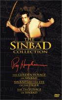 Sinbad Collection (Golden Voyage, Eye of Tiger, 7th Voyage)