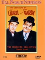 Lost Films Of Laurel And Hardy - The Complete Collection Vol. 8