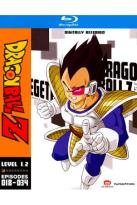 DragonBall Z: Level 1.2 - Episodes 018-034