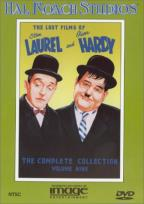Lost Films Of Laurel And Hardy - The Complete Collection Vol. 9