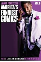 Jamie Foxx Presents: America's Funniest Comics Volume 2