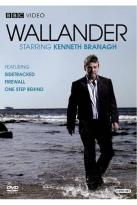 Wallander - Sidetracked, Firewall, One Step Behind