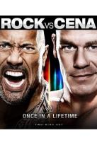 WWE: Once in a Lifetime - The Rock vs. John Cena