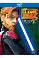 Star Wars - The Clone Wars - The Complete Season Five