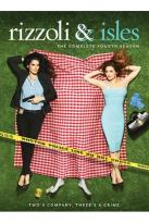Rizzoli & Isles - The Complete Fourth Season