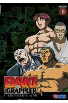 Baki the Grappler - Vol. 8: A Brother's War