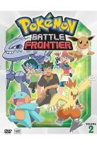 Pokemon: Battle Frontier - Vol. 2