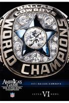 NFL Americas Game - Dallas Cowboys Super Bowl VI