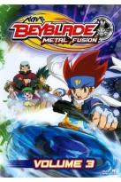 Beyblade: Metal Fusion, Vol. 3