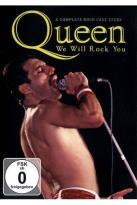 Queen - We Will Rock You - A Complete Rock Case Study