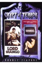 Crypt Of Terror - Lord Shango/Embryo