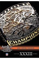 NFL Americas Game: Denver Broncos Super Bowl Xxxiii