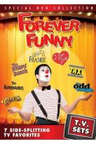 T.V. Sets - Forever Funny - I Love Lucy/Frasier/Brady Bunch/Taxi/The Honeymooners/The Odd Couple/Cheers
