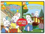 Max and Ruby - Afternoons with Max and Ruby/Party Time with Max and Ruby
