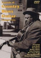Legends of Country Blues Guitar - Volume Two
