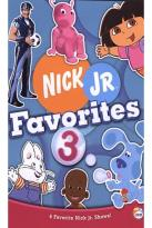 Nick Jr. Favorites - Vol. 3