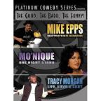 Platinum Comedy Series Presents: The Good, The Badd, The Funny