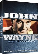 John Wayne - In Color