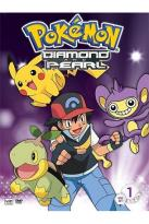 Pokemon Diamond &amp; Pearl - Box Set 1