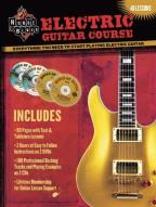 House Of Blues - Electric Guitar Course: Deluxe 2-DVD/2-CD Pack
