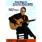 Easy Steps To Acoustic Blues Guitar 1