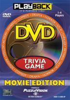 Playback DVD Movie Trivia Game