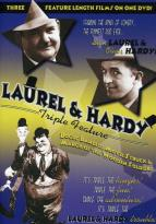 Laurel & Hardy Triple Feature