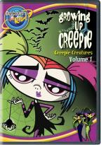 Growing Up Creepie - Vol. 1
