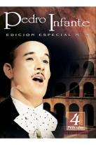 Pedro Infante - 4 - Pack Vol. 4