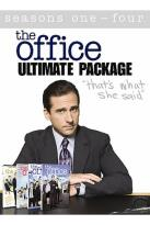 Office - Seasons 1-4 Collection