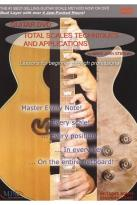 Guitar DVD: Total Scales Techniques and Applications