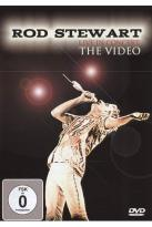 Rod Stewart: The Video