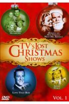TV's Lost Christmas Shows Collection, Vol. 1