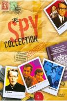 Spy Collection: The Persuaders!/The Prisoner/The Champions/The Protectors