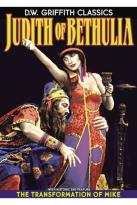 D.W. Griffith Classics: Judith of Bethulia/The Transformation of Mike