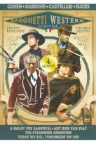 Spaghetti Western Collection: The Strangers Gun Down/Today We Kill, Tomorrow We Die!/A Bullet for S