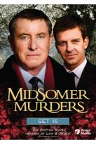 Midsomer Murders - Set 16